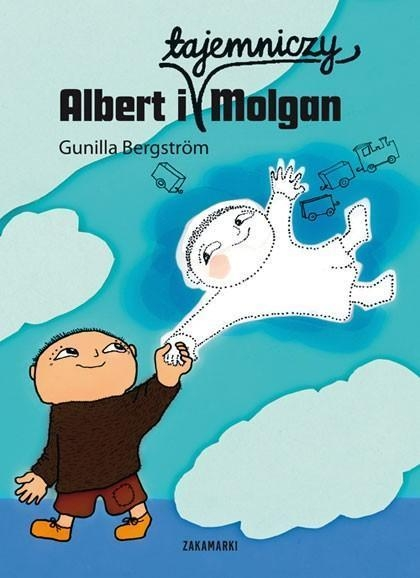 Albert i tajemniczy Molgan Bergström Gunilla