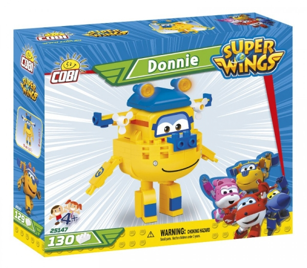 Super Wings Donnie (25147)