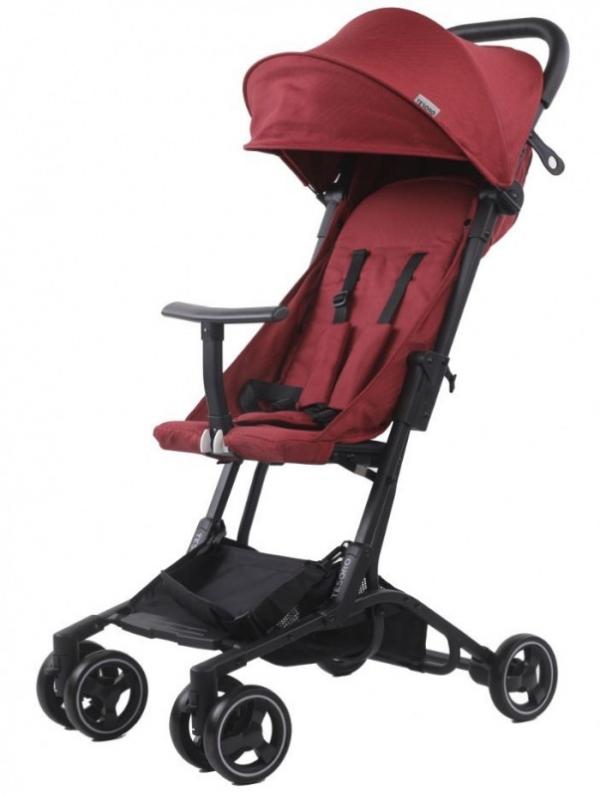 Wózek spacerowy S900 Czerwony (Tesoro S900-Red)