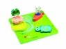 Puzzle drewniane 3-warstwowe Froggy (DJ01047)