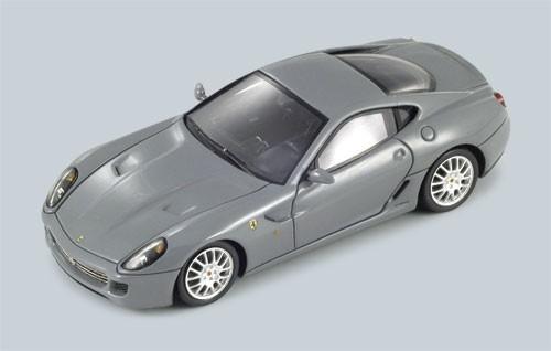 RED LINE Ferrari F599 GT B (grey)Frankfurt Motors