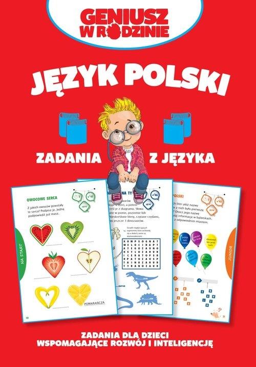 Geniusz w rodzinie Język polski
