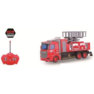 Samochód strażacki Icom na radio 23 cm (AH041497)