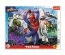 Puzzle ramkowe 25: Odważny Spider-man (31347) Wiek: 4+