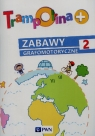 Trampolina + Zabawy grafomotoryczne 2