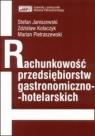 Rachunkowość przedsiębiorstw gastronomiczno-hotelarskich  Marian Pietraszewski