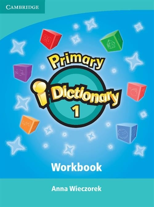 Primary i-Dictionary Level 1 Starters Workbook and CD-ROM Wieczorek Anna
