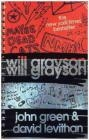 Will Grayson, Will Grayson John Green, David Levithan