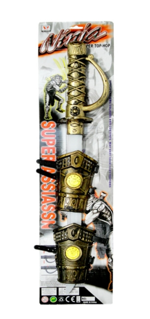 Miecz+ochraniacze 110476 LR072361