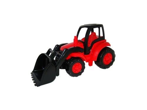 Mistrz traktor z łyżką (0476)