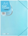 CoolPack Pastel, Teczka na gumkę A4 - niebieska (81476CP)