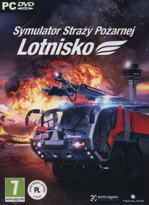 Stymulator Straży Pożarnej Lotnisko PC