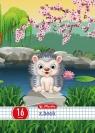 Zeszyt Happy Pets A5/16k w kratkę (9572470)
