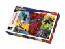 Puzzle 100: Spider-Man Do góry nogami