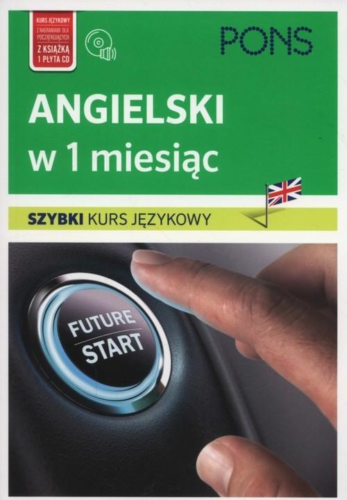 Angielski w 1 miesiąc Szybki kurs językowy + CD Guderian Claudia