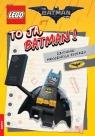 Lego Batman Movie To ja, Batman! Dziennik Mrocznego Rycerza.