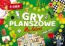 Gry planszowe dla dzieci 9 gier Guzowska Beata
