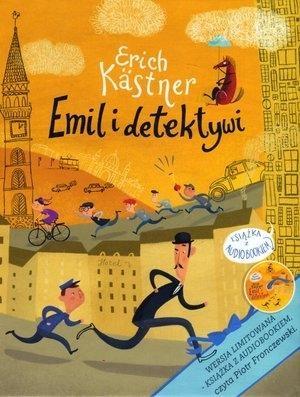 Emil i detektywi (+ audiobook) Erich Kastner