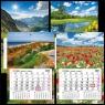 Kalendarz 2021 Jednodzielny mix
