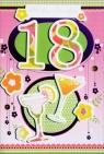 Karnet 18 urodziny