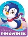 Pocieszny pingwinek Wykrojnik Huzar-Czub Katarzyna