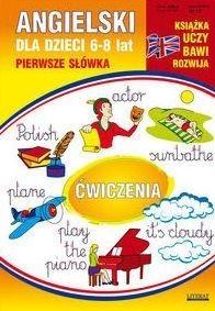 Angielski dla dzieci 6-8 lat Ostrowska Monika