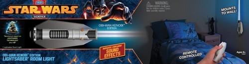 Lampka Miecz świetlny Obi-Wana Kenobiego