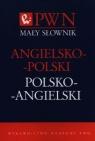 Mały słownik angielsko-polski i polsko-angielski (Uszkodzona okładka)