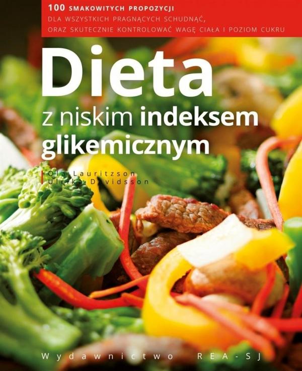 Dieta z niskim indeksem glikemicznym Lauritzson Ola, Davidsson Ulrika