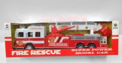 Auto Straż Pożarna na baterie