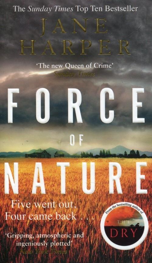 Force of Nature Harper Jane