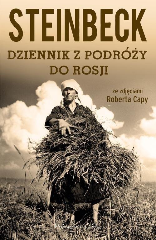 Dziennik z podróży do Rosji Steinbeck John