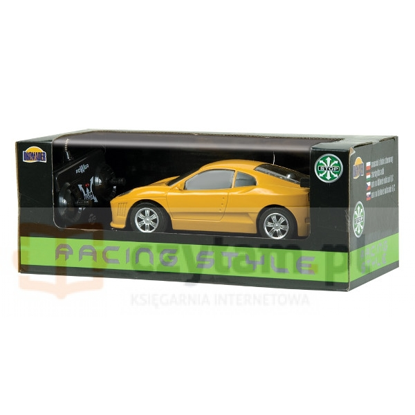 DROMADER Racing Style Auto na Radio (00547)