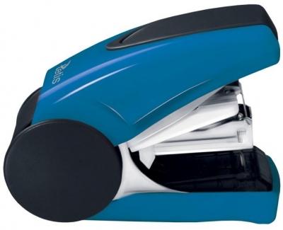 Mini zszywacz 20k - niebiesko-czarny (GV080-NV)