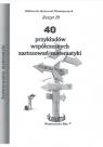 40 przykładów współczesnych zastosowań matematyki