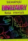Szkicozdrapki Dinozaury Nauka rysowania