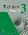 Technical English 3 Course Book Bonamy David