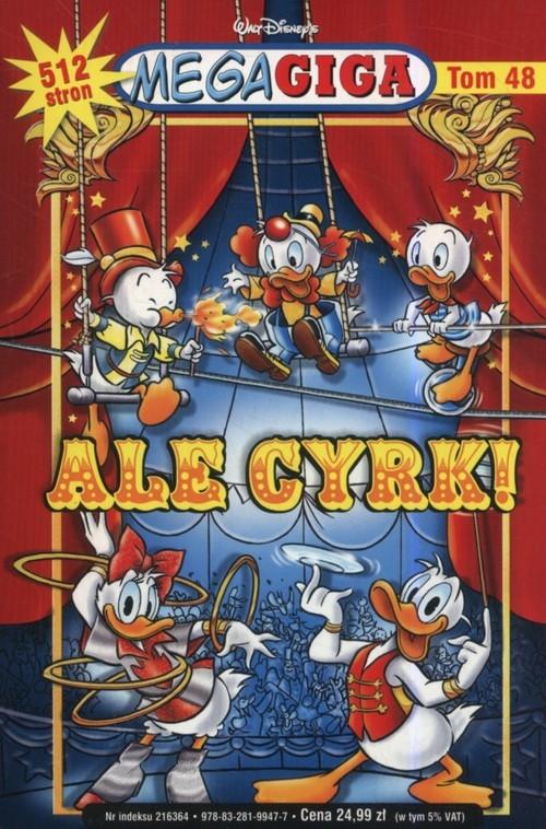 MegaGiga Tom 48: Ale cyrk