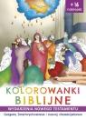 Kolorowanki biblijne Wydarzenia Nowego Testamentu