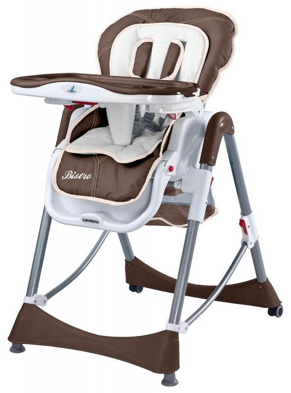 Krzesełko do karmienia Bistro Brown (TERO-72453)