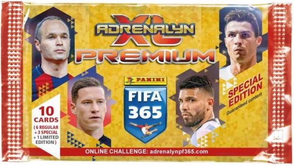 FIFA 365 2018 saszetka premium (048-08647)