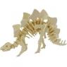 Puzzle drewniane 3D Dinozaur