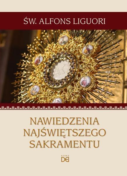 Nawiedzenia Najświętszego Sakramentu (de lux) św. Alfons de Liguori
