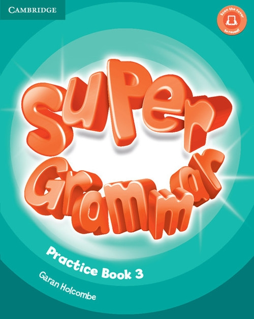 Super Grammar Practice book 3 Holcombe Garan