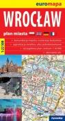 Wrocław 1:22 500 plan miasta