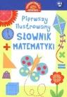Pierwszy ilustrowany słownik matematyki dla dzieci praca zbiorowa
