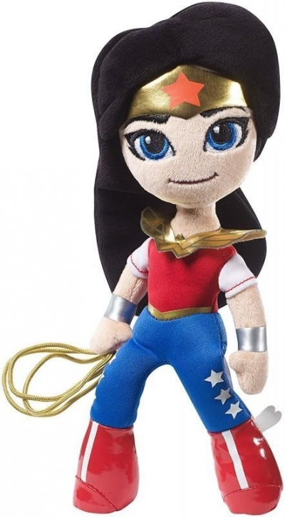 DC Super Hero Girls Miniprzytulanka Wonder Woman (DWH55)