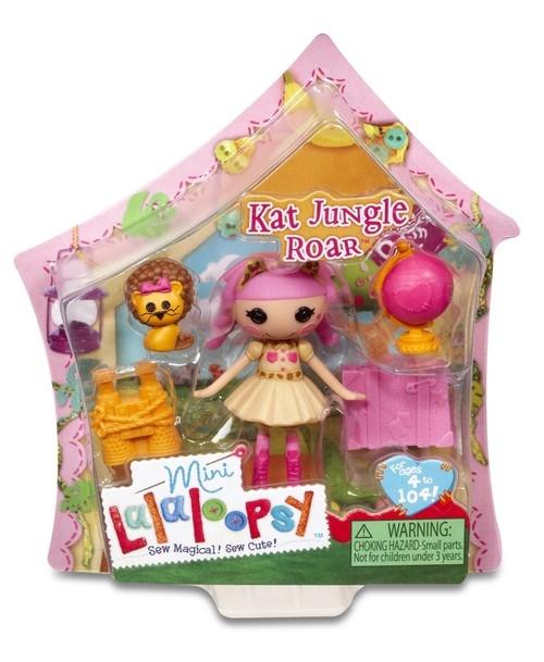 Mini Lalaloopsy Kat Jungle Roar