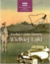 Wielka i mała historia Wielkiej Łąki Maria Lempart