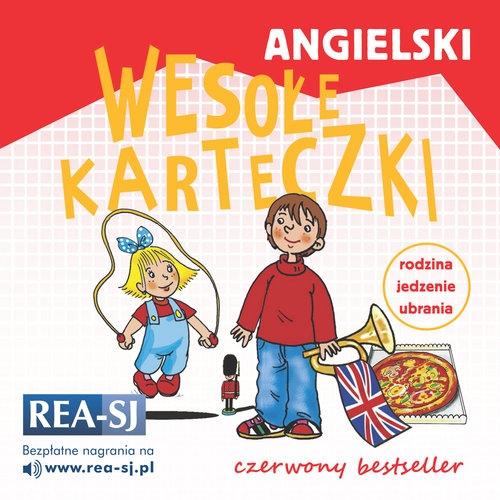 Angielski - wesołe karteczki. Czerwony bestseller (wyd. 2019) Praca zbiorowa